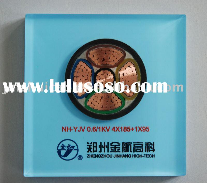 0.6/1kV Cable 3.6/6kV Copper conductor PVC Insulated and sheathed Power Cable Cu/PVC//PVC