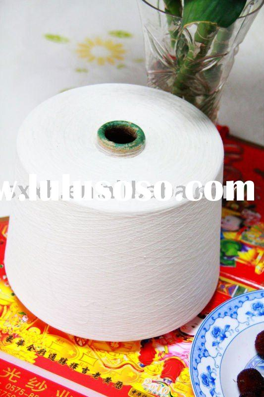 100% combed cotton yarn 80s ring spun yarn