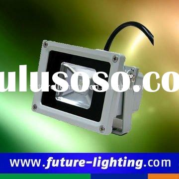 10W high power outdoor led lighting