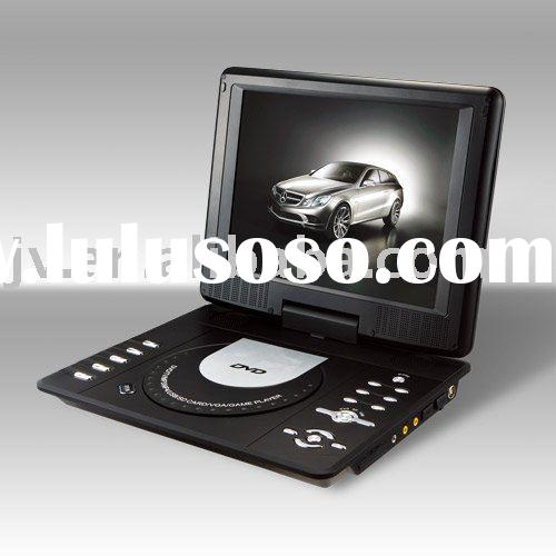 "10.4"" Portable DVD Player with VGA TV GAME USB CARD READER MPEG 1088"