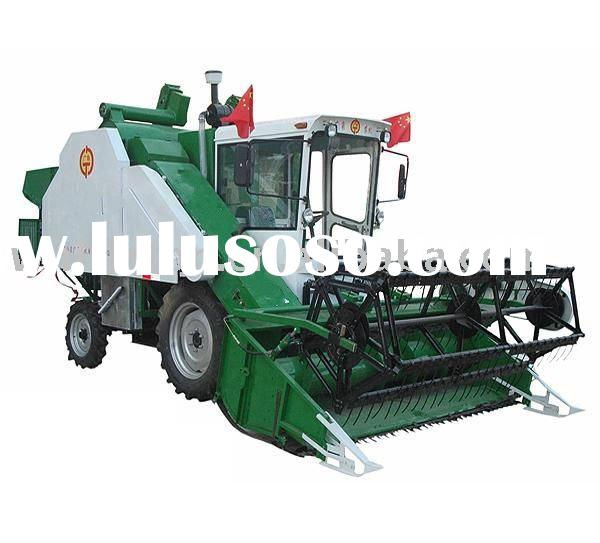 120 Harvest Machine/ Rice harvest machine/Rice and Wheat Combine Harvester
