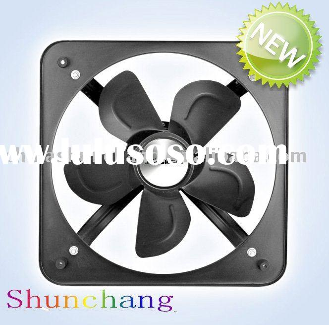 "12'/14""/16""/18""20""24""wall mounted square industrial ventilating exh"