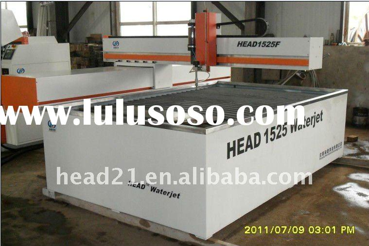 1500*2000mm CNC utra-high pressure glass/marble mosaic water jet cutting machine