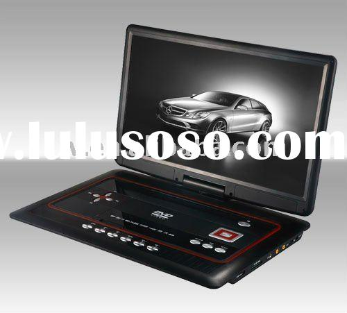 "15.6"" Digital DVB-T DVD Player with VGA,GAME,USB,CARD READER,MPEG 1689"