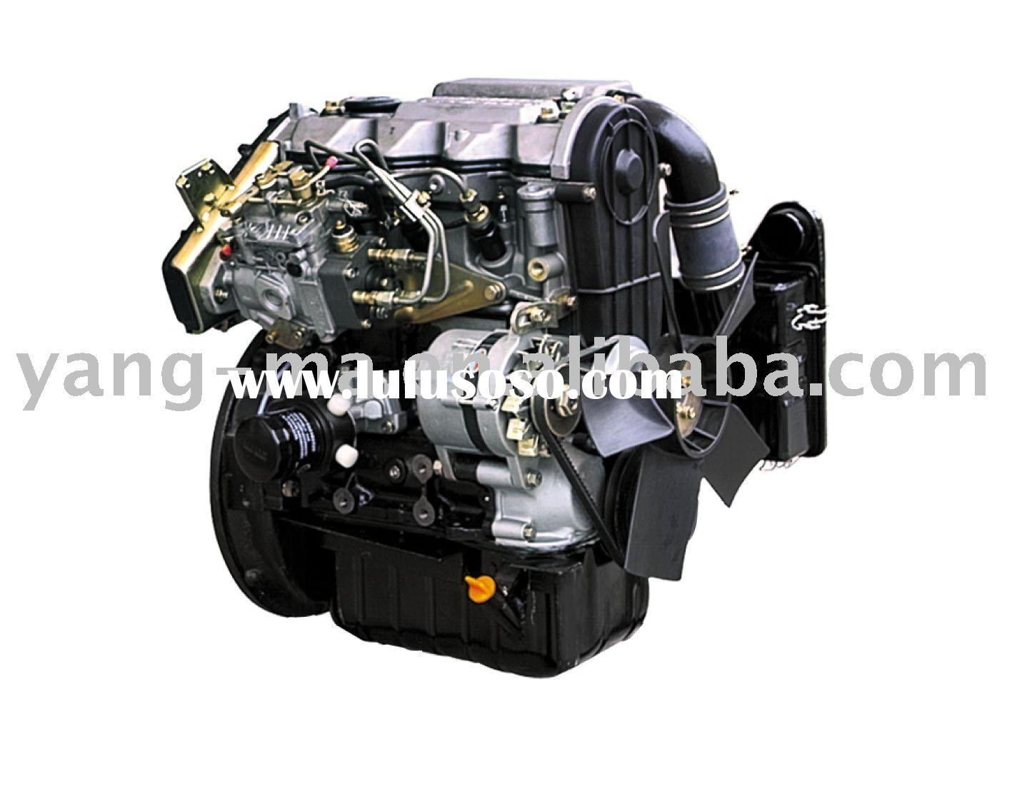 15.8KW water cooled 4 stroke portable marine diesel engine(With gear box)