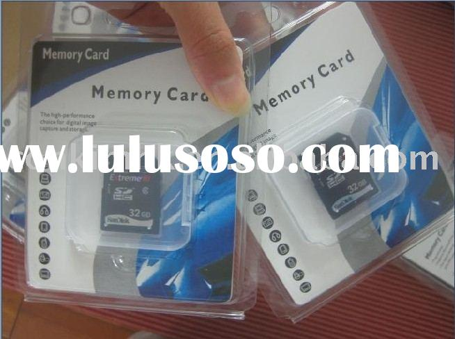 16GB SD Card/ Memory Card/Flash Memory Card/ High Speed SD Card