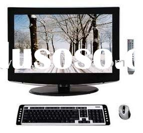 "19"" TV/PC all in one, touch screen computer, PC, Smart Monitor, New PC all in one"