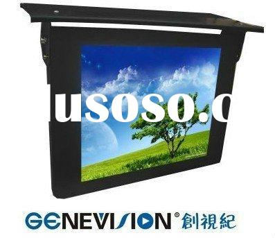 19'' bus tft lcd ad digital media player/3G/WIFI/Touch screen