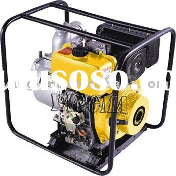 1.5/2/3/4inch air cooled engine power electric auto high pressure diesel water pump