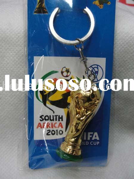 2010 world cup key chains,Promotion gift,Fashion key