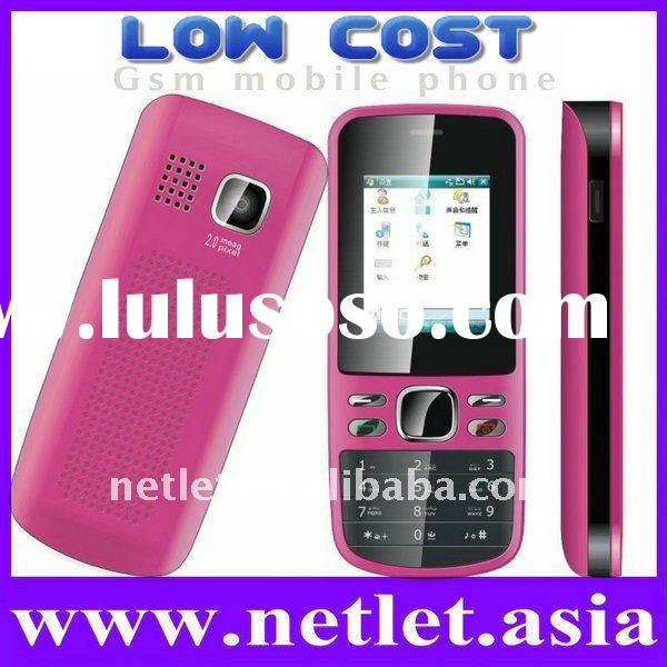 2011 China Fashion Low Price Dual SIM Mobile Phone