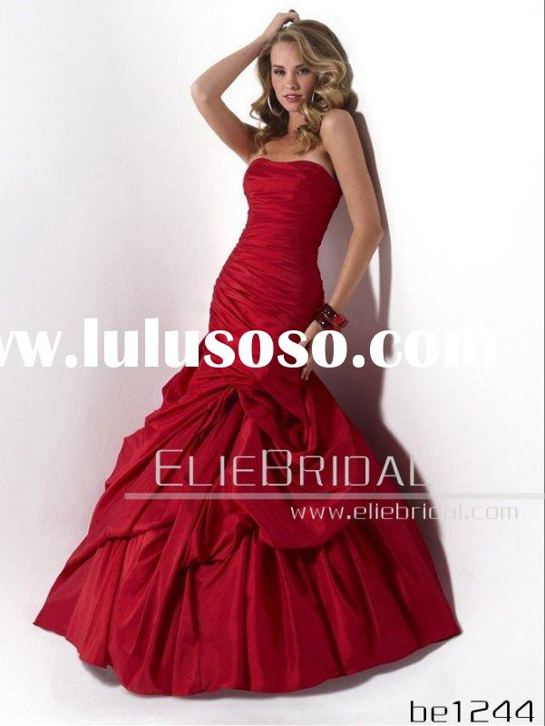 2011 High Quality Evening Dress Prom Ball Gowns