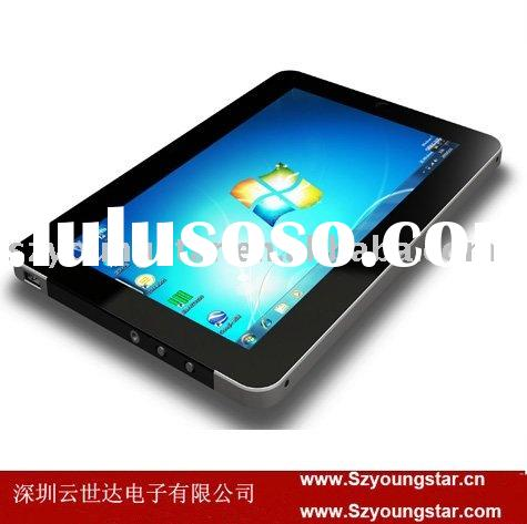 touch screen 10 quot tablet pc mid with capacitive multi touch screen