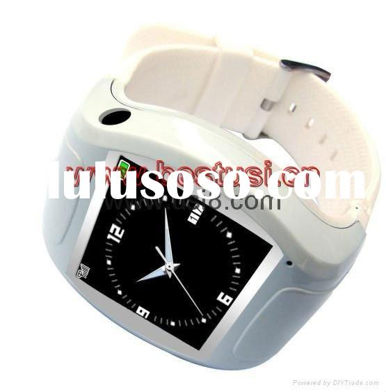 2011 MQ007 watch mobile phone with bluetooth