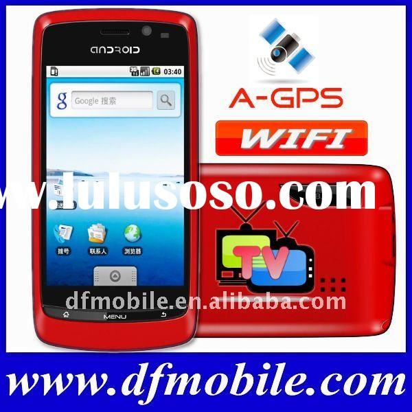 2011 Newest Good Quality Android 2.2 TV WIFI A-GPS Smart Mobile Phone