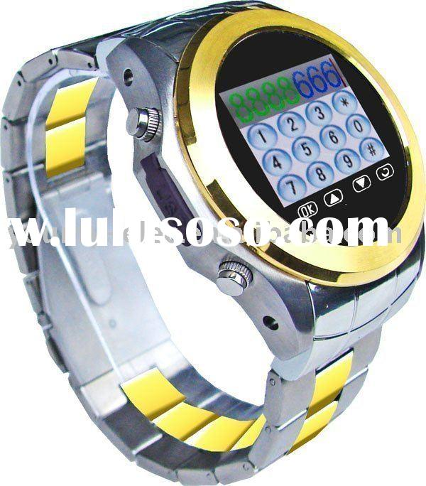 2011 Newest Quad-band GSM Watch Phone MQ266 with 1.5'' touch screen MQ266