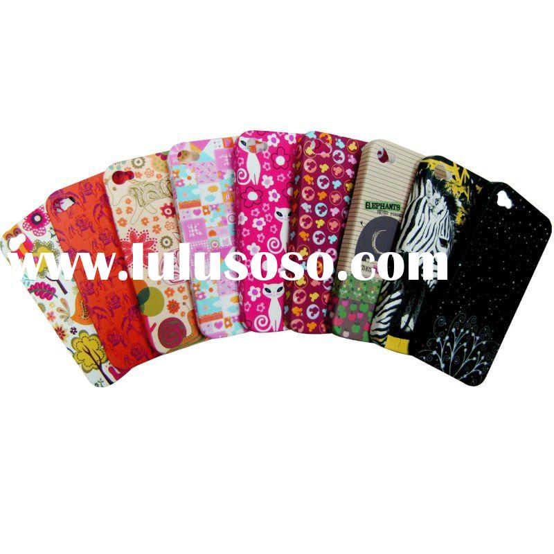 2011 Protection cell phone covers for 3g iphone(PC material)