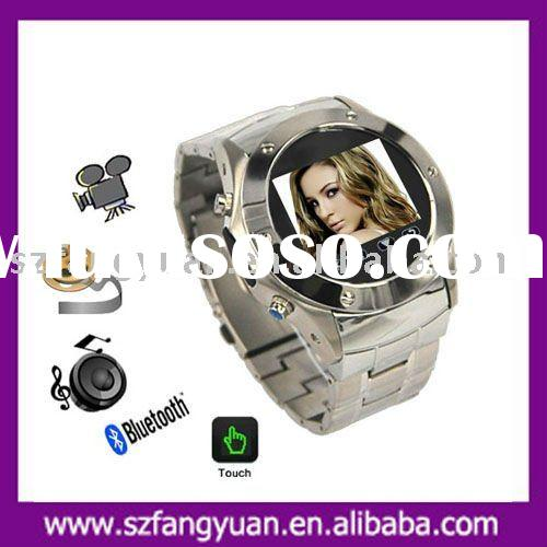 2011 dual sim watch mobile phone W968