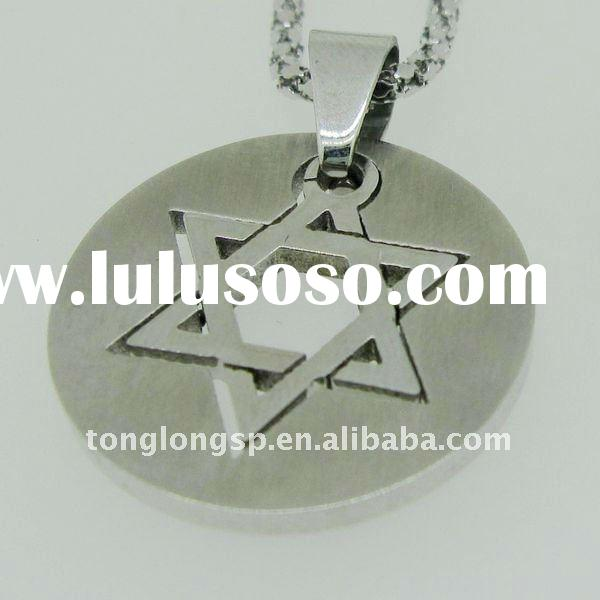 2011 fashion jewelry stainless steel necklace parts