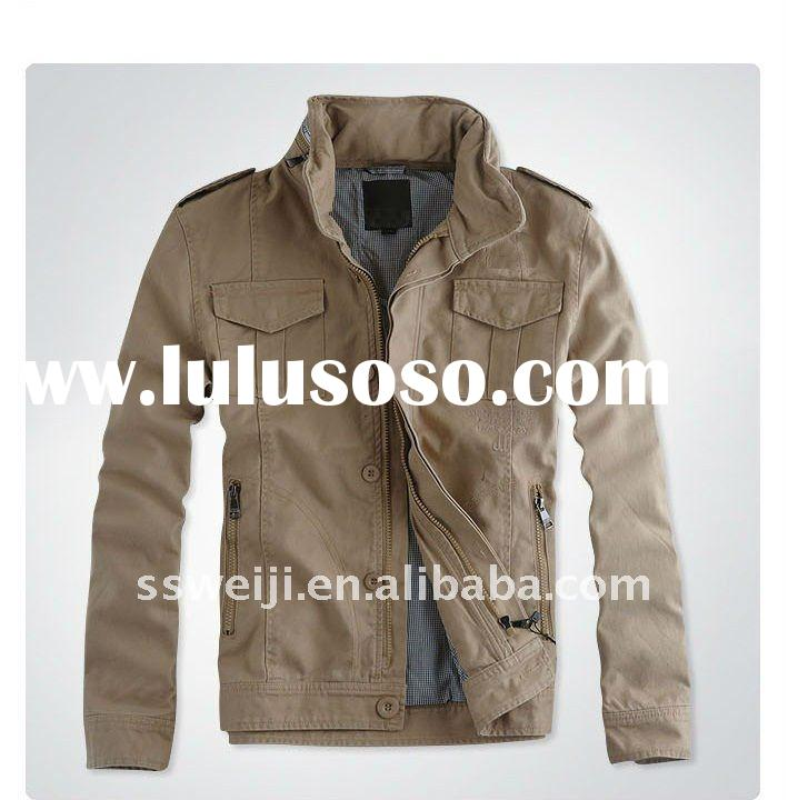 2011 fashion popular mens jackets