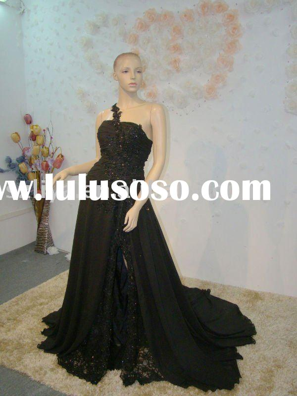 2011 new arrival prom dress custom made high quality evening dress