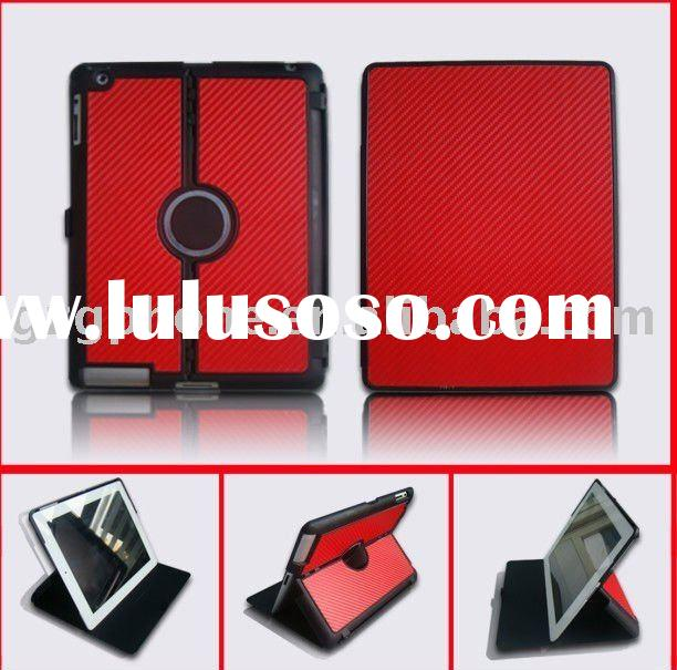 2011 new design leather protective cover/case for ipad 2