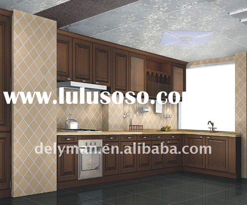 2011 new designed kitchen cabinets (High-End Quality with Multifunctional Hardware Fitting)