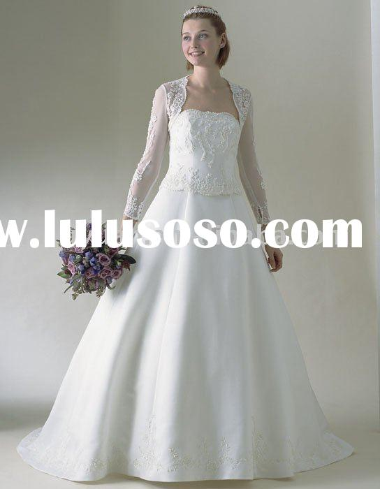 2011 summer formal wedding dresses wedding with jacket CAW-001