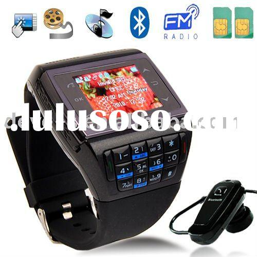 2011 watch phone dual sim Quad band ET-2