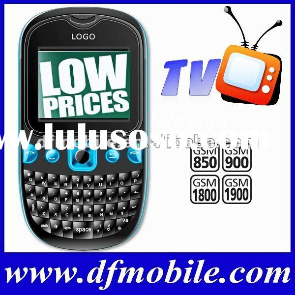 2012 Best QWERTY Keyboard TV Mobile Phone S800