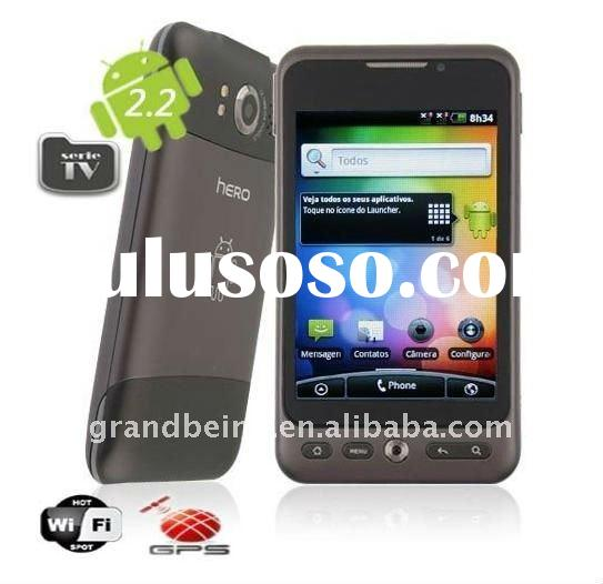 2012 H300 Quad Band Dual Cards Android 2.2 Wifi TV GPS Cell Phone(accept paypal)