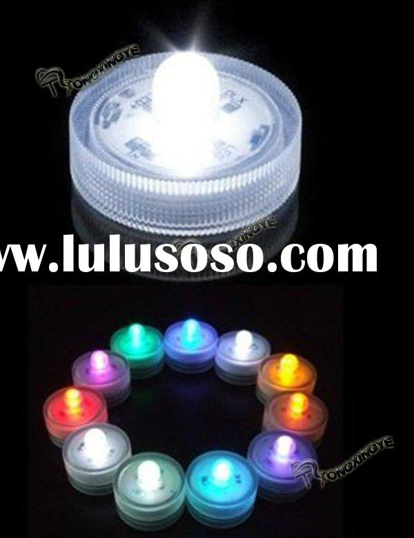2012, LED Candle, LED Light, Party Decoration
