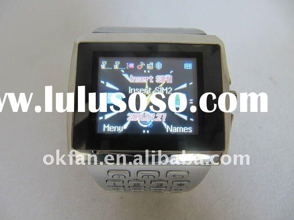 2012 Latest Watch Phone With WIFI,JAVA,Bluetooth