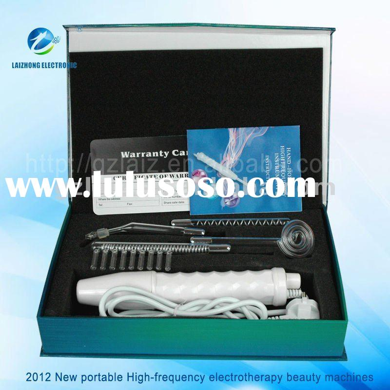 2012 New High-frequency electrotherapy acne treatment beauty equipment