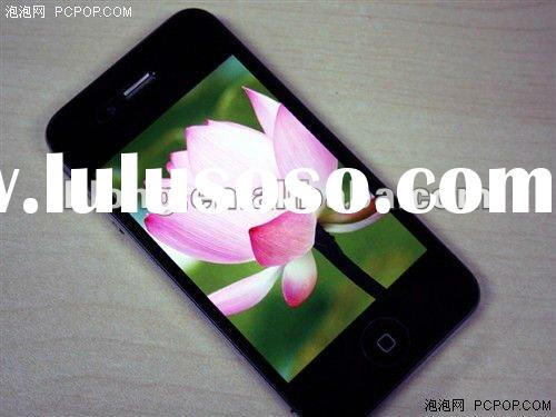 2012 New style dual sim touchscreen mobile phone