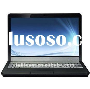 2012 fashion design 17inch laptop with lowest price