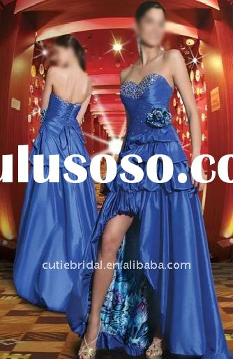 2012 high quality fashion evening dress, prom gown DV604