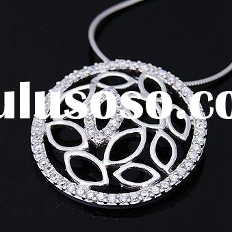 2012 newest high quality 925 silver jewelry