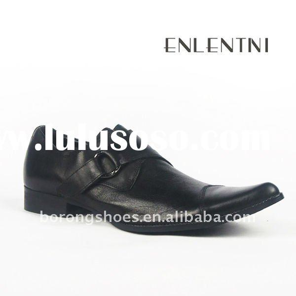 2012hot New styles leather shoes for men
