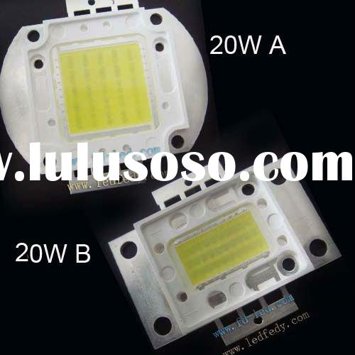 20w high power bridgelux chip led ( professional manufacturer)