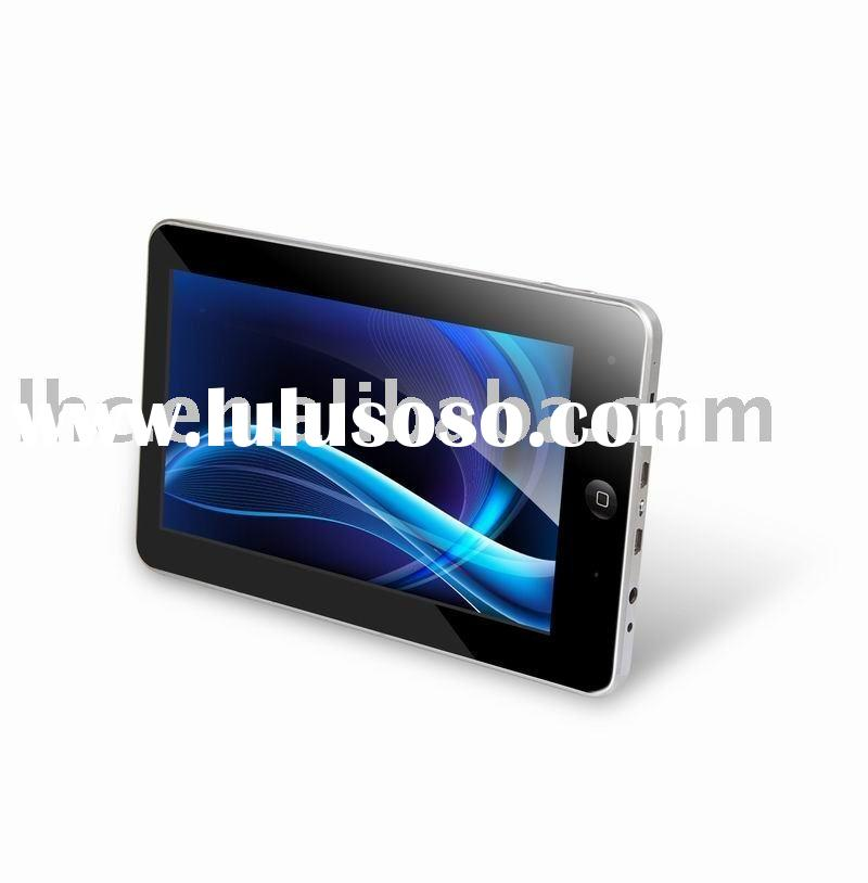 256M 2GB Google Android2.1 Laptop 8inch UMPC Table PC Ebook mini laptops full touch MID Wifi 3G GPS