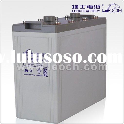 2V1000AH Telecom Battery with Wide Operating Temperature