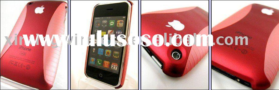 2 pieces of Hard case for Apple iPhone 3G 3GS