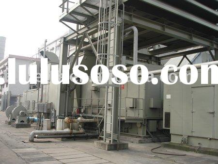 2 used GE combined cycle power plant HFO