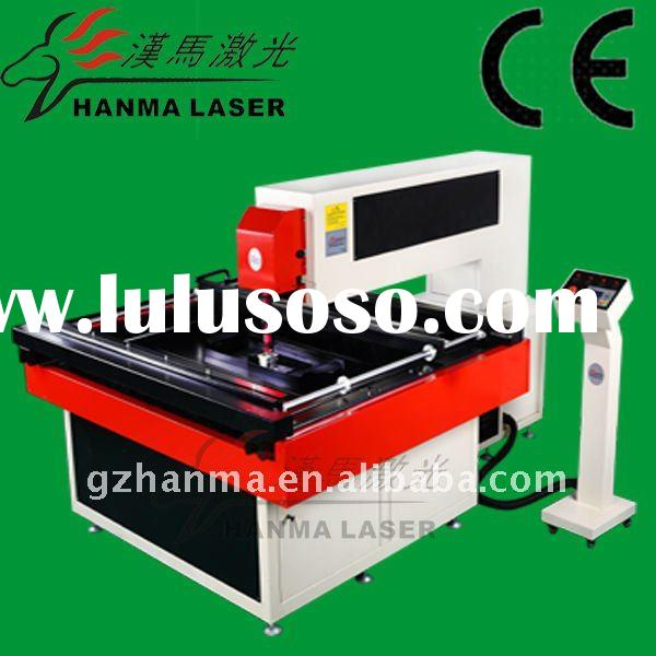 300w laser cutting making machine for wood die board /Template Carton(WANT AGENT )