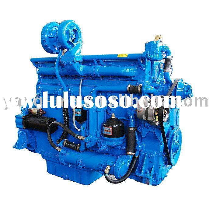 31.6KW 43hp water cooled 4 stroke marine diesel engine