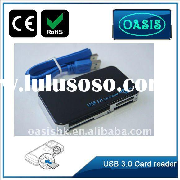 3.0 hub usb multi Card Reader with High speed