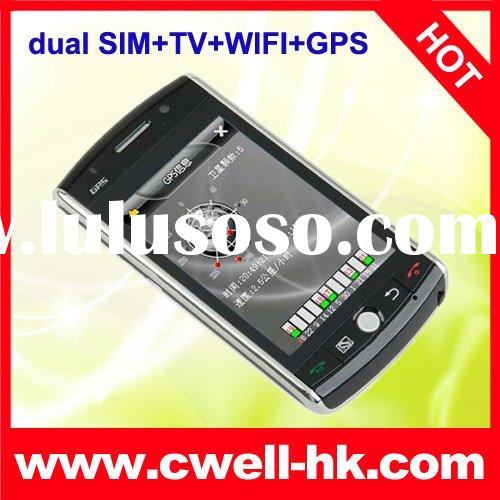 3.5inch Touch Screen WIFI GPS GSM TV Cell Phone