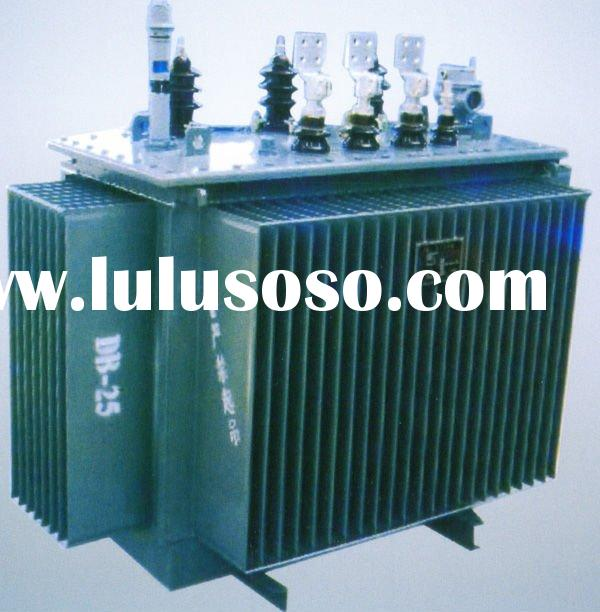 3 Phase Oil Immersed outdoor power distribution transformer