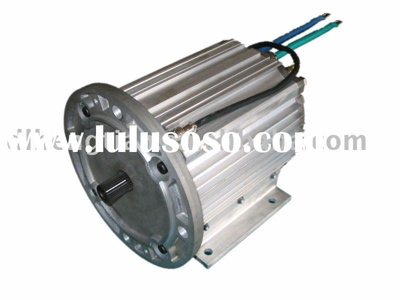 3kw -14kw high power electric car &boat dc motor
